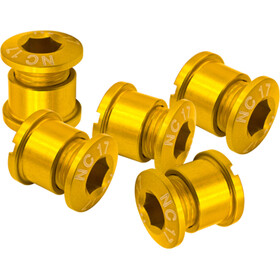 NC-17 Set of 5 94/104 T6 4+5 fori oro